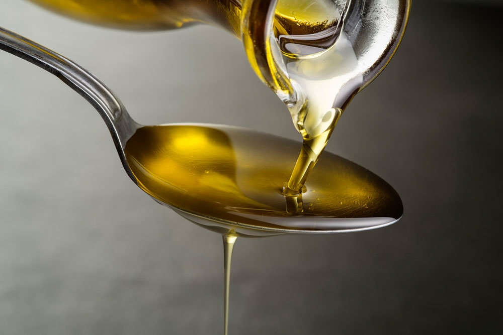 чистка латуни подсолнечным маслом